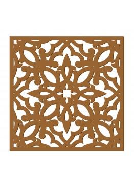 Декоративная панель Восточный орнамент (арт. dp5). Цена за 1м2.