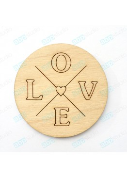 Love (арт.FL34)