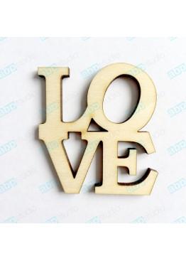 Love набор 5 шт (арт.FL41)