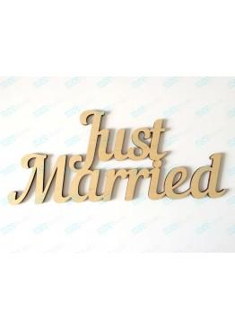 Jast Married (арт.WL32)