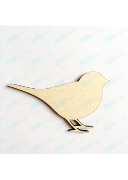 Птичка на ножках (арт.FP15)