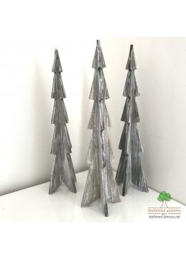 Елка из дерева. 35см  (арт. SNGd1)