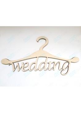 Вешалка Wedding (арт.V13)