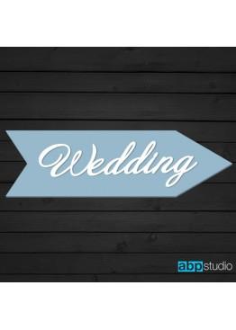 Указатель Свадьба/Wedding (арт.St4)