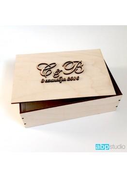 Коробка.  Размер 23х16х7см.