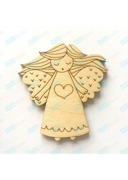 Ангел с сердцем (арт.Сhb50)